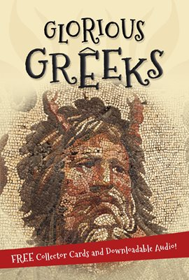 Book cover for It's all about... Glorious Greeks